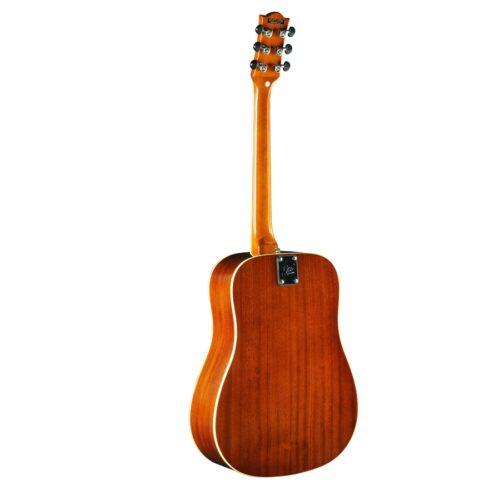 Eko Guitars Ranger VI VR Natural Top Stained