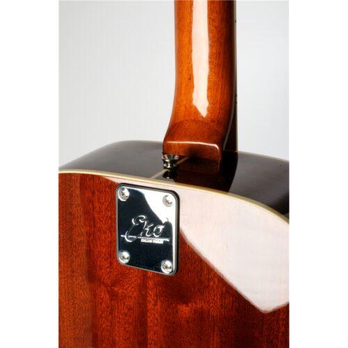 Eko Guitars Ranger VI VR Eq Natural Top Stained