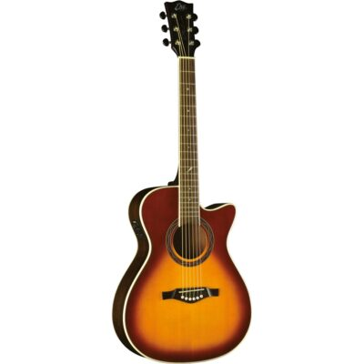 Eko Guitars One ST 018 CW Eq ETS Vintage Burst