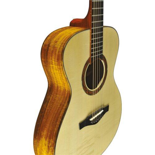 Eko Guitars WOW 018 SK Spruce/Koa EQ