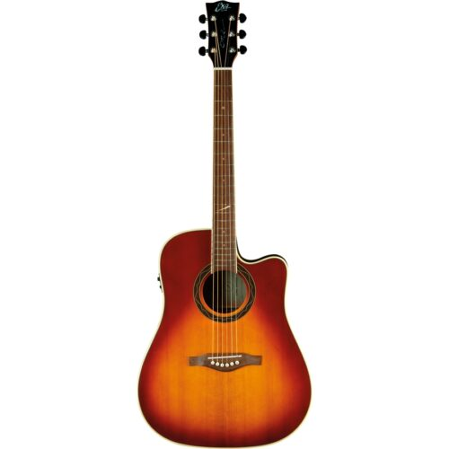 Eko Guitars One D CW EQ Vintage Burst
