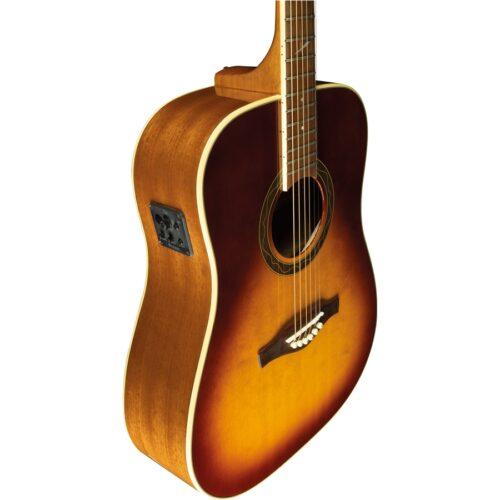 Eko Guitars One D EQ Vintage Burst