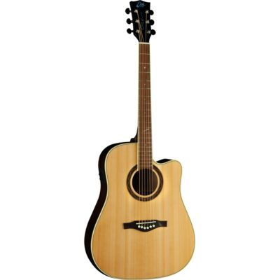 Eko Guitars One ST D CW EQ Natural ETS