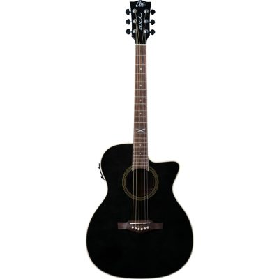 Eko NXT A100ce Through Black Chitarra Acustica