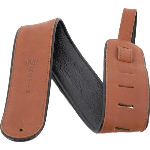 Martin & Co. 18A0028 Tracolla Rolled Leather