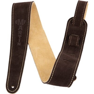 Martin & Co. 18A0017 Tracolla in pelle Suede