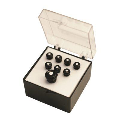 Martin & Co. 18APP21 Set Pin Black