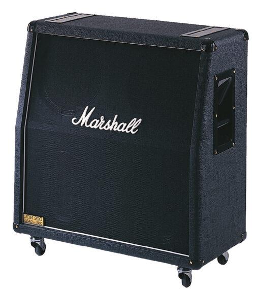 """Marshall 1960A 300 Watt 4x12"""" Angled"""
