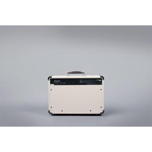 """Marshall AS50DC Cream 50 Watt 2x8"""" Acoustic Soloist Combo con Horn"""