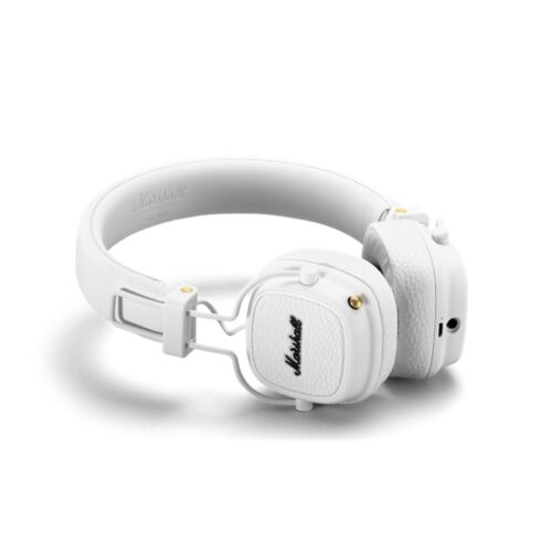 Marshall Headphones ACCS-00194 Cuffie Major III Bluetooth White