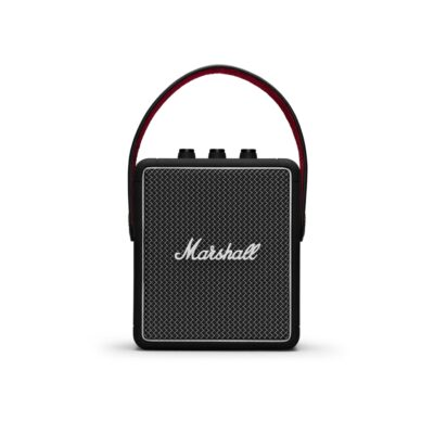 Marshall Stockwell II Black Amplificatore Portatile