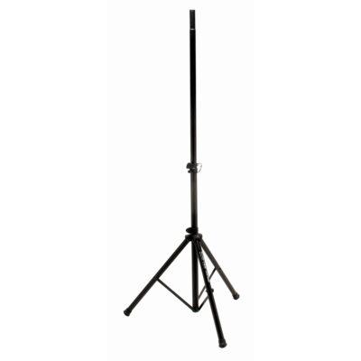 Quik Lok S/173 BK Supporto per speaker con treppiede in alluminio