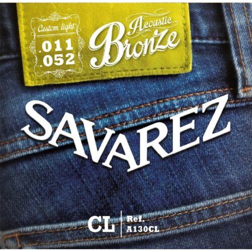 Savarez A130CL - Custom Light 11-52 Set/6
