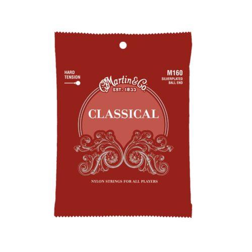 "Martin & Co. M160 Classical Guitar Tensione Forte ""ball end"" 28-43"