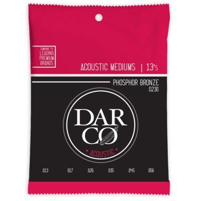 Darco D230 Darco Acoustic Medium Phosphor Bronze 13-56