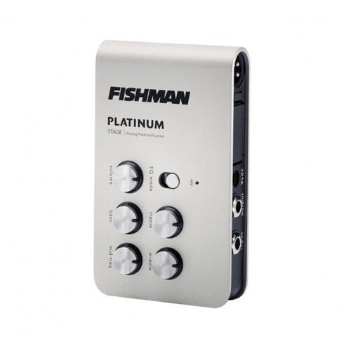 Fishman Platinum Stage EQ/DI Analog Preamp