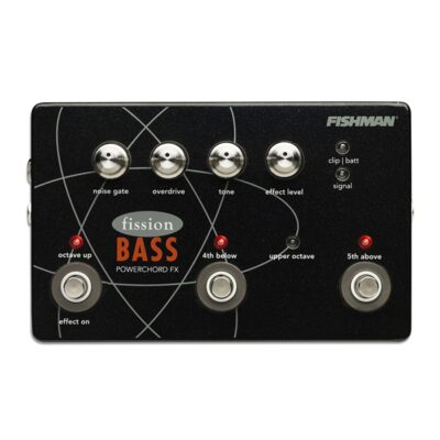 Fishman Fission Bass Powerchord FX Pedal