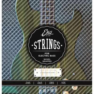 Eko Guitars Corde Basso Elettrico 45-105 Medium Set/4