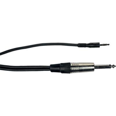 Yellow Cable K11-3 Cavo Segnale Jack TS/Mini Jack TRS 3 m
