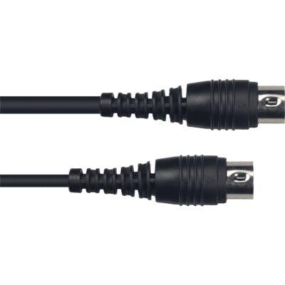 Yellow Cable MD6 Cavo MIDI 5 Poli Maschio/Maschio 5 m