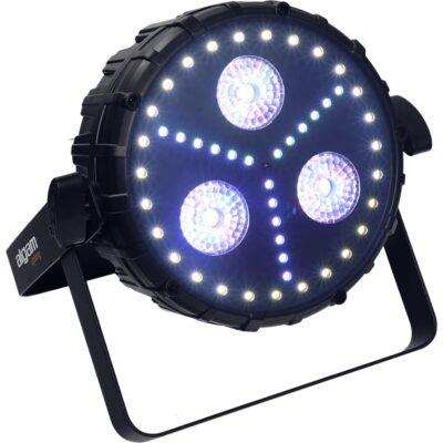 Algam Lighting SHIRKA Proiettore Par LED Multieffetto DMX