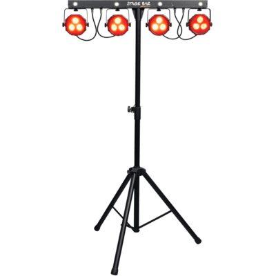 Algam Lighting STAGE-BAR Set Illuminazione Par LED DMX