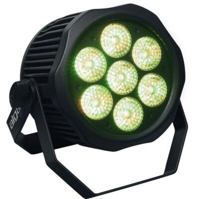 Algam Lighting IP-PAR-712-HEX Proiettore Par LED per Esterni DMX