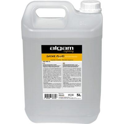 Algam Lighting FOG-MD-5L Liquido Fumo Media Densità 5L