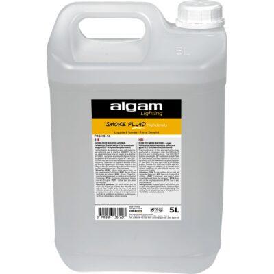 Algam Lighting FOG-HD-5L Liquido Fumo Alta Densità 5L