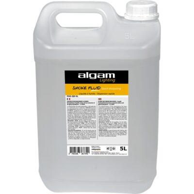 Algam Lighting FOG-QD-5L Liquido Fumo Dispersione Rapida Effetto CO2 5L