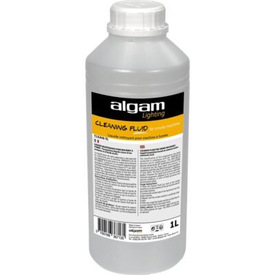 Algam Lighting CLEAN-1L Liquido Pulizia Macchina del Fumo 1L