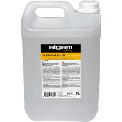 Algam Lighting CLEAN-5L Liquido Pulizia Macchina del Fumo 5L