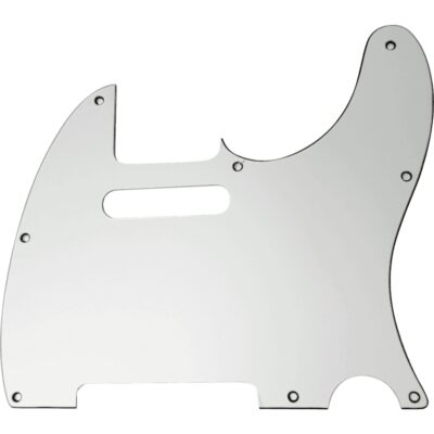 Yellow Parts EZ2101W Battipenna 3 Strati Telecaster® Style Bianco