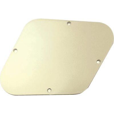 Yellow Parts EZ2123 Piastra Posteriore Elettronica Les Paul® Style Avorio