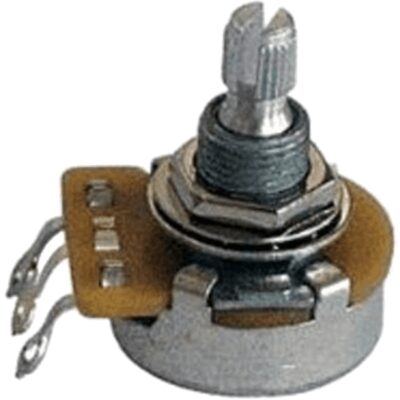 Yellow Parts EZ1198A Potenziometro Logaritmico Volume 500k