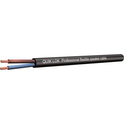 Quik Lok CA/215 Cavo in bobina per speaker