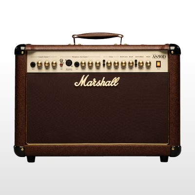 Marshall AS50D Combo per Acustica 50 Watt 2x8""