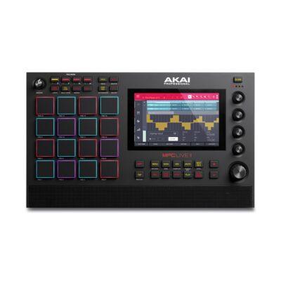 Akai MPC Live II Centro Produzione Musicale
