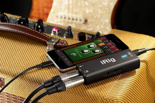 IK Multimedia iRig HD 2 Interfaccia per Chitarra/Basso