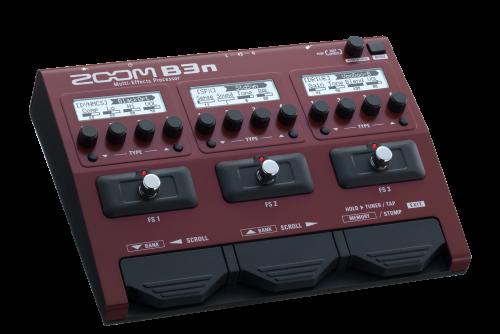 Zoom B3n Pedaliera Multieffetto Per Basso
