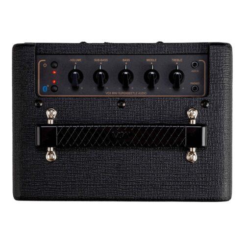 Vox MSB50ABK Mini Superbeetle Audio Black