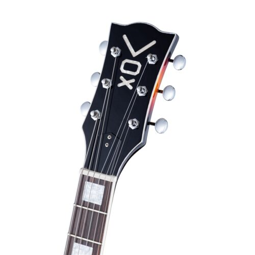 Vox Bobcat S66 Black Chitarra Elettrica