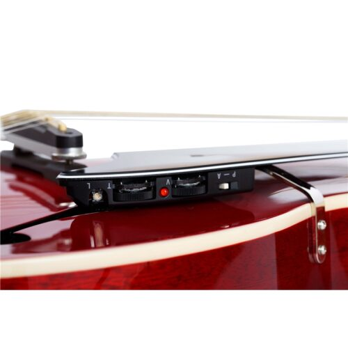Vox Giulietta VGA-3PS-TR Trans Red Chitarra