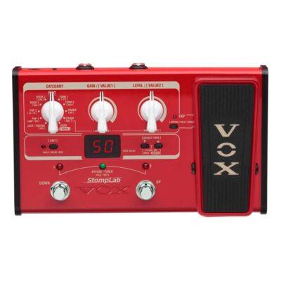 Vox Stomplab 2B SL2B Pedale Per Chitarra
