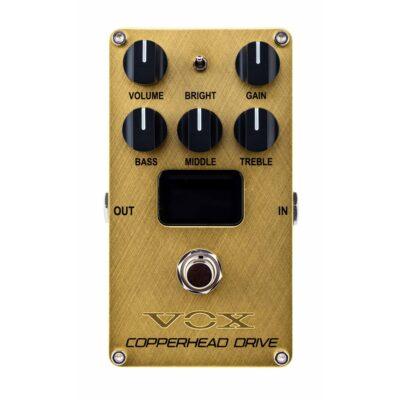 Vox Copperhead Drive Valvenergy