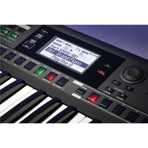 Korg i3 MB-Music Workstation tastiera