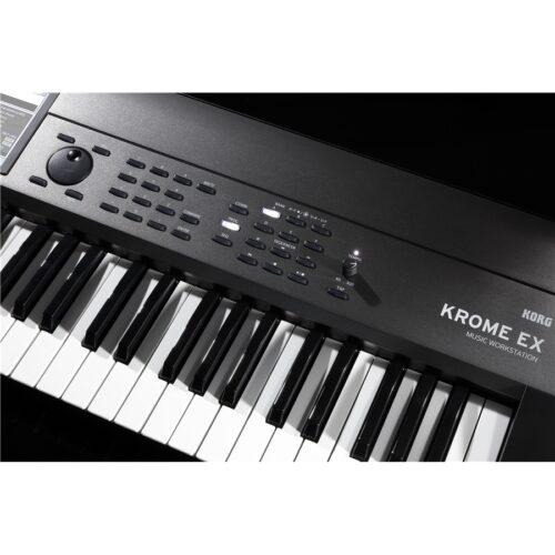 Korg KROME 61 EX Workstation Tastiera