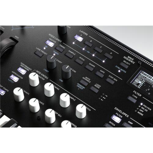 Korg Wavestate Sintetizzatore Wave Sequencing
