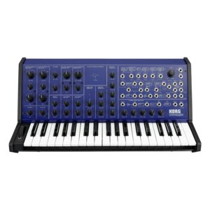 Korg MS-20 FS – Special Edition MBLUE