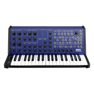 Korg MS-20 FS - Special Edition MBLUE
